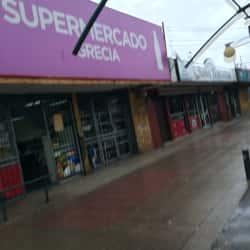 Supermercado Grecia en Santiago