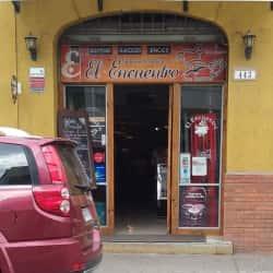 Restaurant El Encuentro  en Santiago