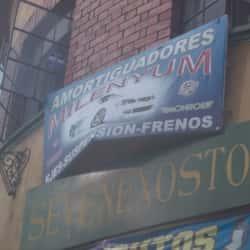 Amortiguadores Milenyum en Bogotá