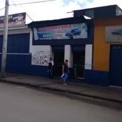 Automotora  en Bogotá