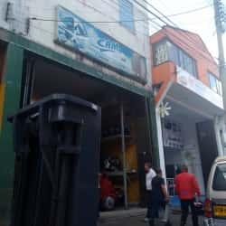 Cam  en Bogotá
