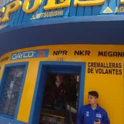 Caucho Repuestos  en Bogotá