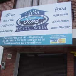 Casa Ford De Colombia  en Bogotá