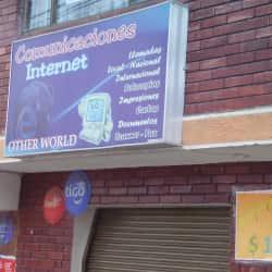 Comunicaciones Internet Other Word en Bogotá