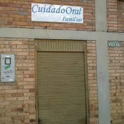 Cuidado Oral Familiar en Bogotá