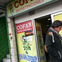Cofan Entretenciones - Grecia en Santiago