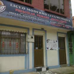 Liceo Moderno Leeuwenhoek en Bogotá