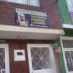 Cigarrería El Padrino en Bogotá