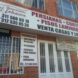 Decoraciones Enhacore en Bogotá