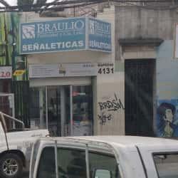 Braulio Publicidad y Cía en Santiago