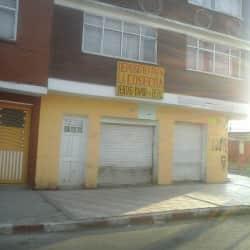 Deposito de papa La Cosecha  en Bogotá