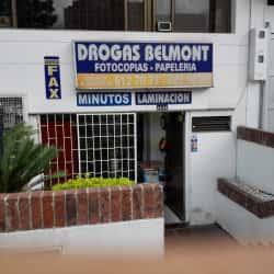 Drogas Belmont en Bogotá