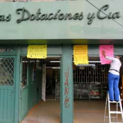 Más Dotaciones y Cia Ltda  en Bogotá