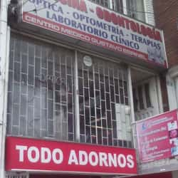 Centro Médico Gustavo Espinel en Bogotá