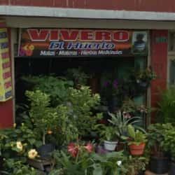 Vivero El Huerto en Bogotá