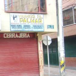 Vidrios El Palmar en Bogotá