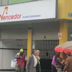 Vencedor en Bogotá