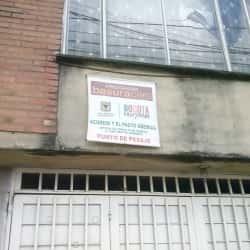 Programa Basura Cero Punto de Pesaje en Bogotá