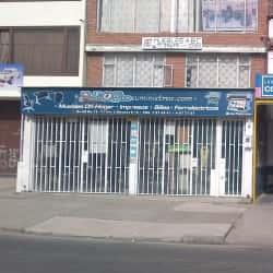 Publioffice Suministros.com en Bogotá
