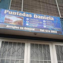 Puntadas Daniela en Bogotá
