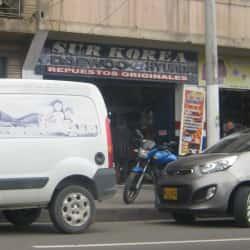 Sur Korea Repuestos Originales en Bogotá