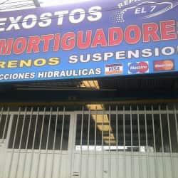 Reparautos el 7 en Bogotá