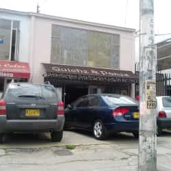 Quiche & Panes Panadería-Pastelería-Café de Onces en Bogotá