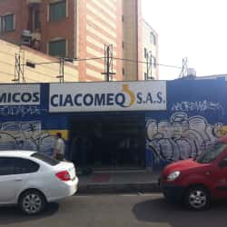 Químicos Ciacomq en Bogotá