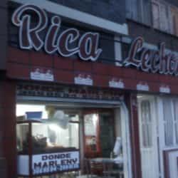 Rica Lechona donde Marleny en Bogotá