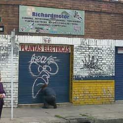 Richardmotor en Bogotá