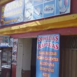 Ricuras Colombianas en Bogotá