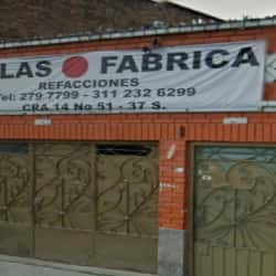 Salas Punto de Fabrica en Bogotá