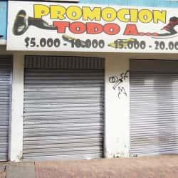 Promoción Todo a 5.000 en Bogotá