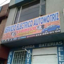 Servicio Eléctrico Automotriz El Amigo en Bogotá