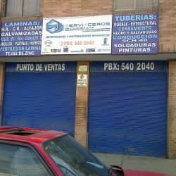 Serviaceros De Colombia S.A.S en Bogotá
