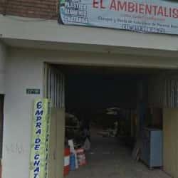 Recicladora El Ambientalista en Bogotá