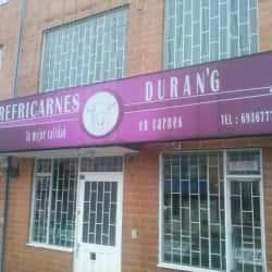 Refricarnes Duran'G en Bogotá