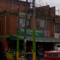 Supermercados norberto Frutas y verduras en Bogotá