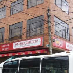 Autoservicio Santa Cecilia en Bogotá