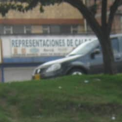 Representaciones EC en Bogotá