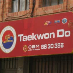Taekwon Do Moodaso en Bogotá