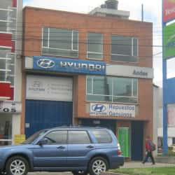 Repuestos Genuinos Hyundai en Bogotá