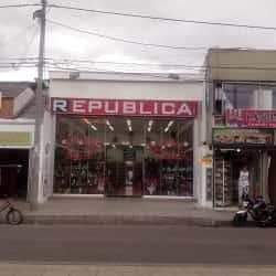 República Shoes en Bogotá