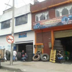 Servillantas Gómez en Bogotá