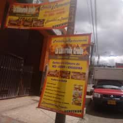 Barbacoa de la 20  en Bogotá
