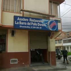 Asadero Restaurante La Barra del Pollo Dorado en Bogotá