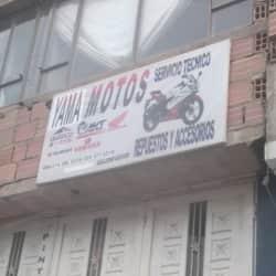 Yama Motos Servicio Tecnico en Bogotá