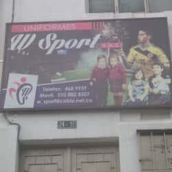 W Sport S.A.S en Bogotá