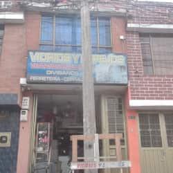 Vidrios y Espejos  en Bogotá