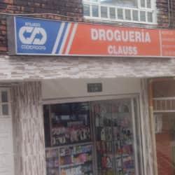 Drogas Clauss en Bogotá